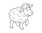 <span class='hidden-xs'>Coloriage de </span>Abeille commun à colorier
