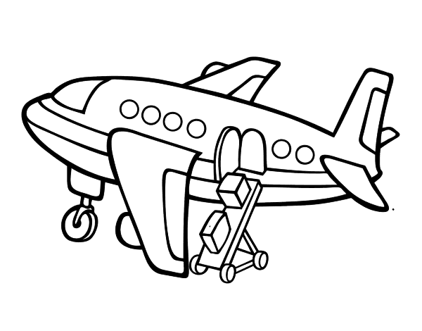 Free avion de chasse coloring pages - Coloriage avion ...