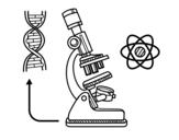 Dibujo de Biologie