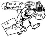 Dibujo de Bonne journée dessinateur