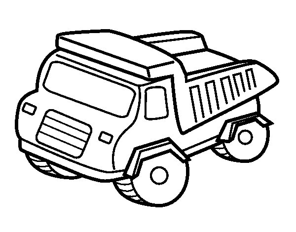Kenworth Truck 17507504 besides Crane Truck moreover Semi Truck Outline as well Red Semi Truck Side View further Tracteur. on semi trailer dump truck drawing