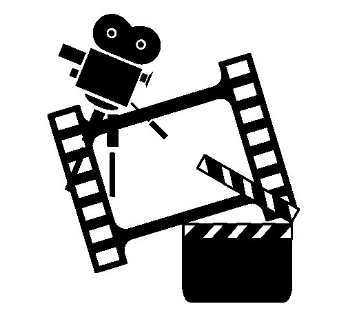 Coloriage de Cinéma pour Colorier