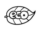<span class='hidden-xs'>Coloriage de </span>ECO à colorier