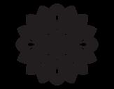 <span class='hidden-xs'>Coloriage de </span>Mandala décoratif à colorier