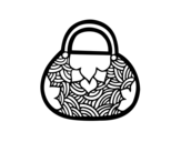 <span class='hidden-xs'>Coloriage de </span>Mini sac d'inspiration japonaise à colorier