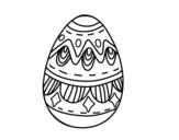 <span class='hidden-xs'>Coloriage de </span>Oeufs de Pâques avec des diamants à colorier