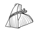 <span class='hidden-xs'>Coloriage de </span>Rouleau taïwanais à colorier