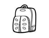 Dibujo de Sac à dos sportif