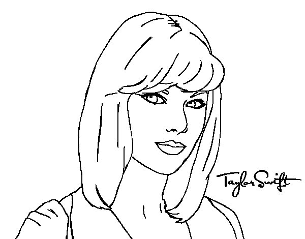 Demi Lovato Coloring Pages 2017