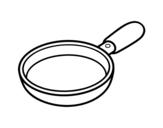 <span class='hidden-xs'>Coloriage de </span>Une paella à colorier