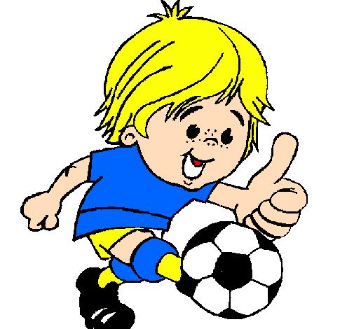 Résultats de recherche d'images pour «soccer dessin couleur»