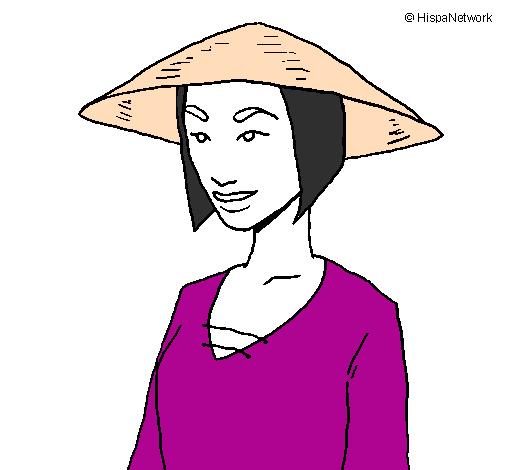 Dessin De Chinois Colorie Par Membre Non Inscrit Le 12 De Mai De