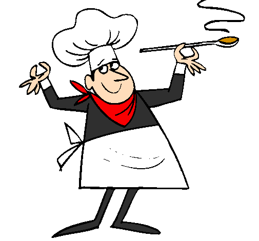 cuisinier ii - Dessin Cuisinier