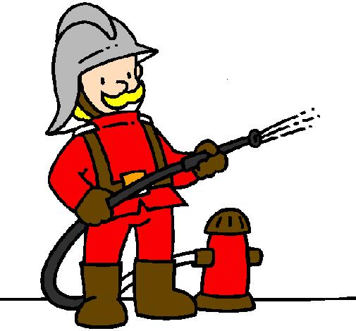 Dessin Pompier dessin de pompier colorie par membre non inscrit le 13 de juin de