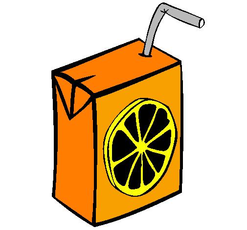 Dessin De Jus D Orange Colorie Par Membre Non Inscrit Le 24