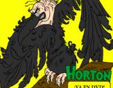Coloriage Horton - Vlad colorié par aurelien