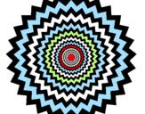 Coloriage Mandela 51 colorié par 05DE05D005D505E8