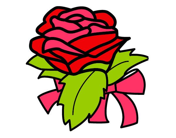 Dessin De Saint Valantin Colorie Par Malahika Le 14 De Fevrier De