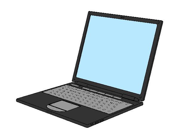 dessin de ordinateur portable colorie par mary le 17 de d u00e9cembre de 2013  u00e0 coloritou com