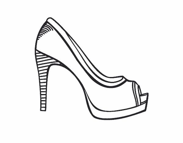 chaussure de plate forme
