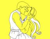 Baiser de l'amour