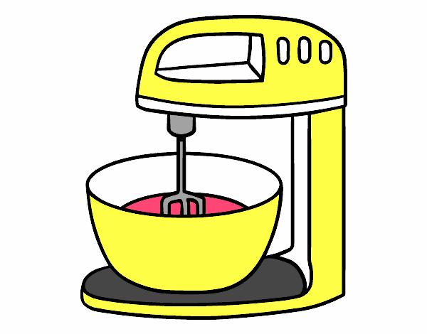 dessin de robot p tisserie colorie par membre non inscrit le 17 de mars de 2016. Black Bedroom Furniture Sets. Home Design Ideas