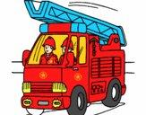 Voiture de pompiers
