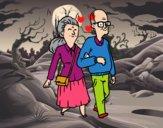 Des grands-parents