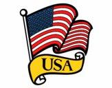U. S. Drapeau