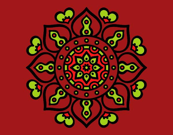 Album De Coloriages De Mosaique