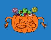 Bonbons d'Halloween