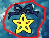 Une étoile de Noël