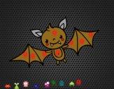 Chauve-souris Halloween