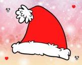 Un bonnet de Santa Claus