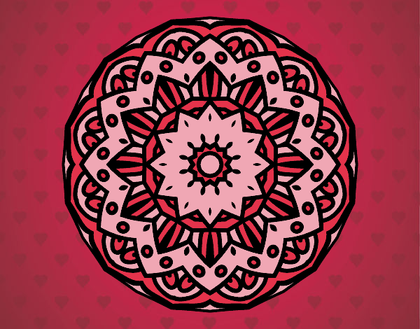 Mandala moderniste