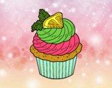 Cupcake au citron