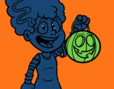 Déguisement de Halloween