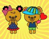 Kawaii ours amor