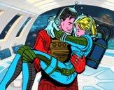 Astronautes amoreux