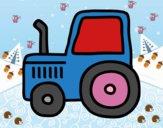 Tracteur classique