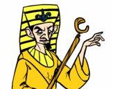 Pharaon en colère