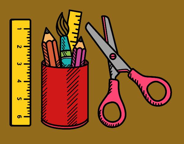 """Résultat de recherche d'images pour """"dessin MAT2RIEL SCOLAIRE"""""""