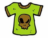 Tee-shirt emo