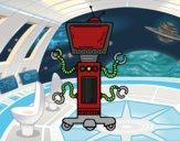 Robot mécanique
