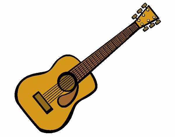 Guitare espagnole II