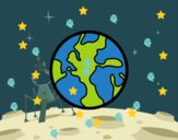 Le planète Terre