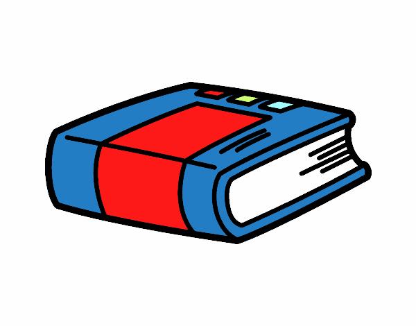 Dessin De Livre Du Histoire Colorie Par Membre Non Inscrit