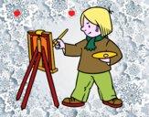 Un artiste