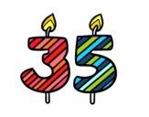 35 ans