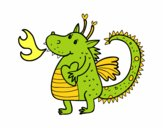 Dragon enfantin